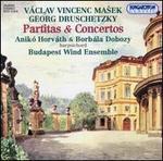 V�clav Vincenc Masek, Georg Druschetzky: Partitas & Concertos
