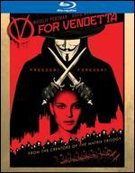 V for Vendetta [Blu-ray]