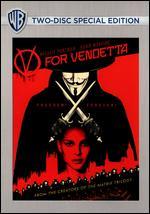 V for Vendetta [Special Edition] [2 Discs] - James McTeigue