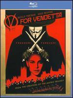 V for Vendetta [With Green Lantern Movie Cash] [Blu-ray]