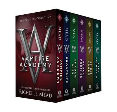 Vampire Academy Box Set 1-6 - Mead, Richelle