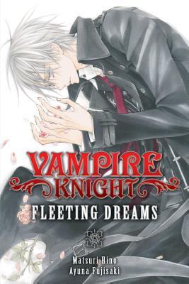 Vampire Knight: Fleeting Dreams - Hino, Matsuri, and Fujisaki, Ayuna