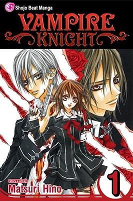 Vampire Knight, Volume 1 - Hino, Matsuri (Illustrator)
