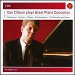 Van Cliburn: Great Piano Concertos