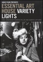 Variety Lights - Alberto Lattuada; Federico Fellini