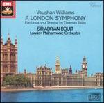 Vaughan Williams: A London Symphony; Fantasia on a Theme by Thomas Tallis