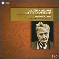 Vaughan Williams: Complete Symphonies - Amanda Roocroft (soprano); Felicity Lott (soprano); Ian Bostridge (tenor); Jonathan Summers (baritone); Sarah Chang (violin);...