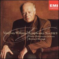 Vaughan Williams: Symphonies Nos. 8 & 9 - Ann McAneney (flugelhorn); London Philharmonic Orchestra