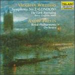 "Vaughan Williams: Symphony No. 2 ""London""; The Lark Ascending"