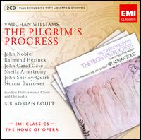 Vaughan Williams: The Pilgrim's Progress - Alfreda Hodgson (vocals); Bernard Dickerson (vocals); Christopher Keyte (vocals); Delia Wallis (vocals);...