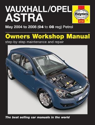 Vauxhall / Opel Astra -