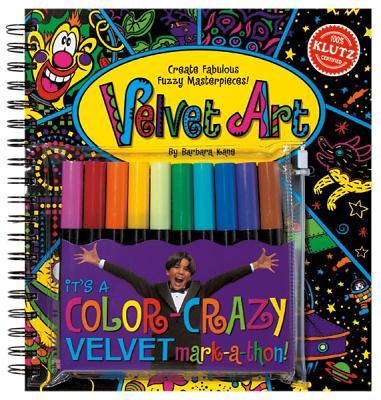 Velvet Art - Kane, Barbara (Editor)