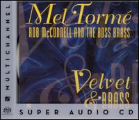 Velvet & Brass - Mel Tormé