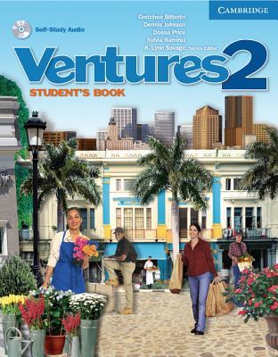 Ventures 2 Student's Book - Savage, K Lynn (Editor)
