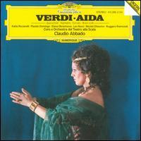 Verdi: Aida [Highlights] - Katia Ricciarelli (vocals); Katia Ricciarelli (soprano); Leo Nucci (vocals); Leo Nucci (baritone); Nicolai Ghiaurov (bass);...