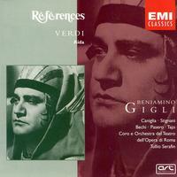 Verdi: Aida - Adelio Zagonara (vocals); Beniamino Gigli (vocals); Ebe Stignani (vocals); Gino Bechi (vocals); Italo Tajo (vocals);...
