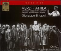 Verdi: Attila - Alfred Sramek (vocals); Josef Hopferweiser (vocals); Mara Zampieri (vocals); Nicolai Ghiaurov (vocals);...