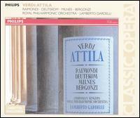 Verdi: Attila - Carlo Bergonzi (tenor); Cristina Deutekom (soprano); Finchley Children's Music Group; Jules Bastin (bass);...