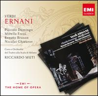 Verdi: Ernani - Alfredo Giacomotti (vocals); Gianfranco Manganotti (vocals); Jolanda Michieli (vocals); Mirella Freni (vocals);...