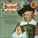 Verdi: Falstaff - Dietrich Fischer-Dieskau (baritone); Erich Kunz (bass); Gerhard Stolze (tenor); Graziella Sciutti (soprano); Hilde Rössl-Majdan (mezzo-soprano); Ilva Ligabue (soprano); Juan Oncina (tenor); Murray Dickie (tenor); Regina Resnik (mezzo-soprano)
