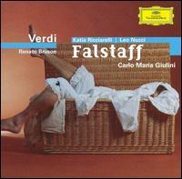 Verdi: Falstaff - Barbara Hendricks (vocals); Brenda Boozer (vocals); Dalmacio Gonzalez (vocals); Francis Egerton (vocals); Katia Ricciarelli (vocals); Leo Nucci (vocals); Lucia Valentini Terrani (vocals); Michael Sells (vocals); Renato Bruson (vocals)