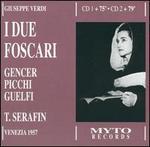 Verdi: I due Foscari