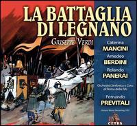 Verdi: La Battaglia di Legnano - Albino Gaggi (bass); Amedeo Berdini (tenor); Caterina Mancini (soprano); Edmea Limberti (vocals);...