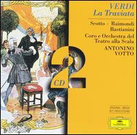 Verdi: La Traviata - Angelo Mercuriali (vocals); Armanda Bonato (vocals); Ettore Bastianini (vocals); Franco Ricciardi (vocals);...