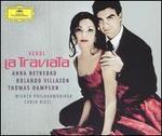 Verdi: La Traviata - Anna Netrebko (vocals); Diane Pilcher (vocals); Dritan Luca (vocals); Friedrich Springer (vocals); Helene Schneiderman (vocals); Herman Wallén (vocals); Luigi Roni (vocals); Paul Gay (vocals); Rolando Villazón (vocals); Salvatore Cordella (vocals)