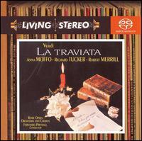 Verdi: La Traviata - Adelio Zagonara (tenor); Anna Moffo (soprano); Anna Reynolds (mezzo-soprano); Franco Calabrese (baritone);...