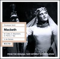 Verdi: Macbeth - Attilio Barbesi (vocals); Dario Caselli (vocals); Enzo Mascherini (vocals); Gino Penno (vocals); Italo Tajo (vocals);...
