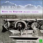 Verdi: Messa da Requiem (Excerpts)