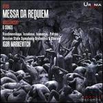 Verdi: Messa da Requiem; Mussorgsky: 6 Songs