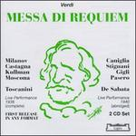 Verdi: Messa di Requiem