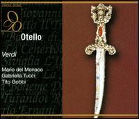 Verdi: Otello - Anna di Stasio (vocals); Gabriele de Julius (vocals); Gabriella Tucci (vocals); Mario del Monaco (vocals);...