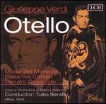 Verdi: Otello - Athos Cesarini (vocals); Bruno Cioni (vocals); Mario del Monaco (tenor); Nestore Catalani (vocals); Plinio Clabassi (vocals);...