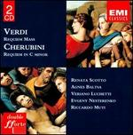 Verdi: Requiem Mass; Cherubini: Requiem in C minor