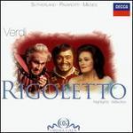 Verdi: Rigoletto [Highlights]