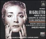 Verdi: Rigoletto - Alberto Herrera (vocals); Gilberto Cerda (vocals); Giuseppe di Stefano (vocals); Maria Callas (vocals);...
