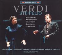 Verdi: Stiffelio - Bernadette Lucarini (vocals); Enrico Cossutta (vocals); Enzo Capuano (vocals); Giorgio Casciari (vocals);...