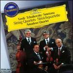 Verdi, Tchaikovsky, Smetana: String Quartets