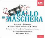 Verdi: Un Ballo in Maschera - David Barrett (vocals); Fiorenza Cossotto (vocals); Giorgio Giorgetti (vocals); Gwynne Howell (vocals);...