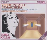 Verdi: Un Ballo in Maschera - Angelo Mercuriali (vocals); Antonio Cassinelli (vocals); Antonio Ricci (vocals); Ettore Bastianini (vocals); Eugenia Ratti (vocals); Giulietta Simionato (vocals); Giuseppe di Stefano (vocals); Giuseppe Morresi (vocals); Marco Stefanoni (vocals)
