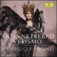 Verismo - Anna Netrebko (soprano); Yusif Eyvazov (tenor); Accademia di Santa Cecilia Chorus (choir, chorus);...