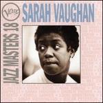 Verve Jazz Masters 18: Sarah Vaughan