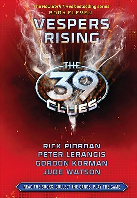 Vespers Rising - Riordan, Rick, and Lerangis, Peter, and Korman, Gordon