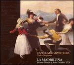 Vicente Martín y Soler: La Madrileña