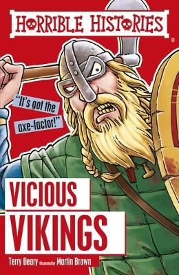 Vicious Vikings - Deary, Terry, and Brown, Martin