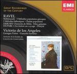 Victoria de los Angeles performs Ravel, Debussy & Duparc