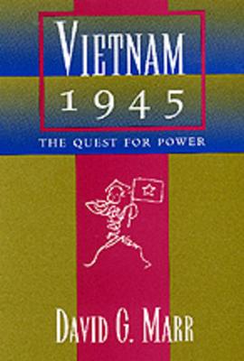 Vietnam 1945: Quest for Power - Marr, David G